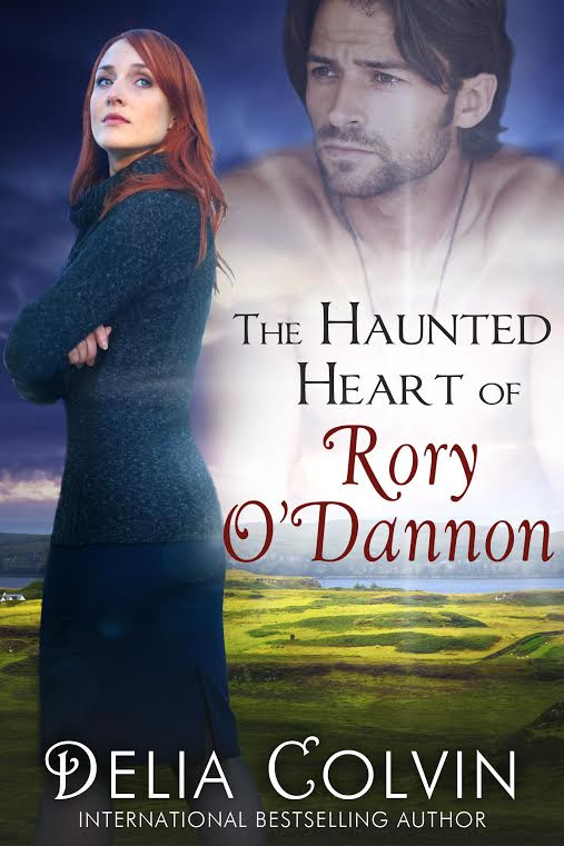 Beck Valley Books & more: BOOK TOUR - The Haunted Heart of Rory O'Dannon by Delia Colvin