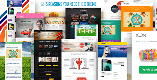 X - The Ultimate WordPress Theme Review - aThemes