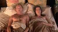 How I Met Your Mother - Neil Patrick Harris as Barney Stinson and Cobie Smulders as Robin Scherbatsky In Bed The Morning After Sleeping Together For The First Time