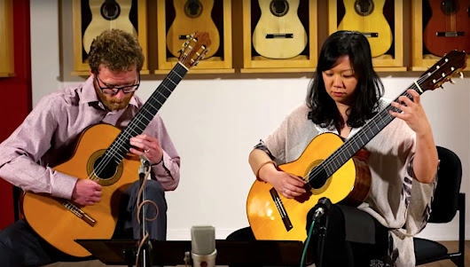 Classical Guitar Newsletter - May 19th, 2016