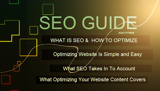 Benefits And Advantages Of SEO: Why SEO Is Important - A Savvy Web