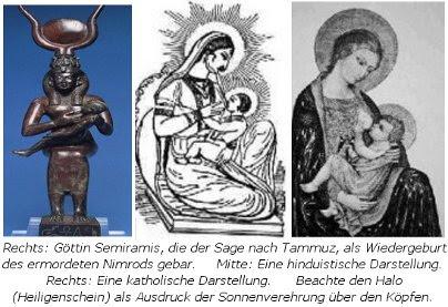 Madonna in den verschiedenen Kulturen