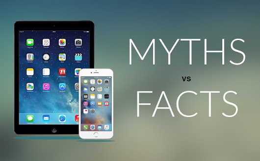 7 Myths vs Facts of iOS App Development Services No One Told You About - Peerbits