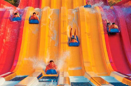 10 Best Water Parks in the U.S.