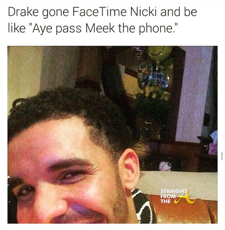 Meek Mill V Drake 16 Straight From The A Sfta Atlanta