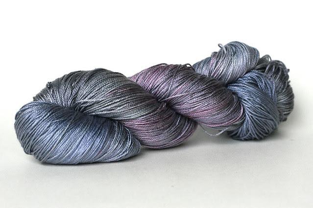 Dove in TFA mulberry silk