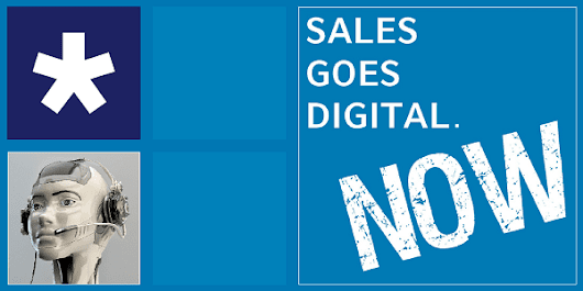 SALES GOES DIGITAL. NOW – Steigerung des Vertriebserfolgs durch Digitalisierung (Workshop)