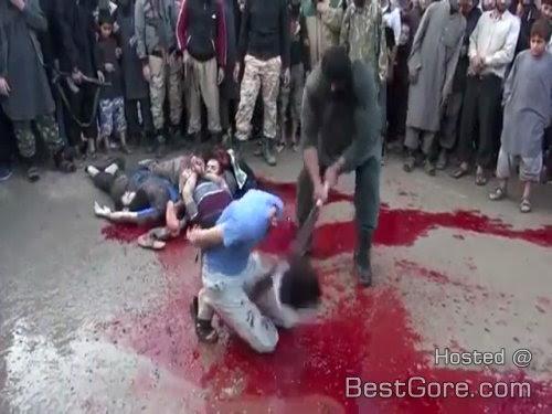 Isis Hinrichtungen