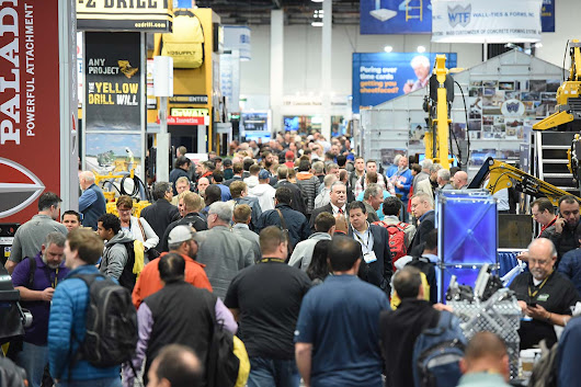 World of Concrete 2019 | Xibit Solutions