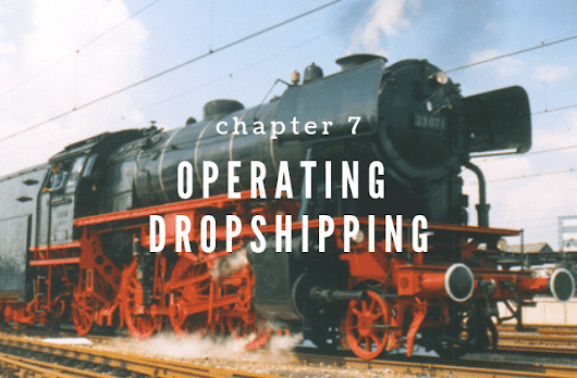 Guide: Operating a dropshipping Business (chapter 7)