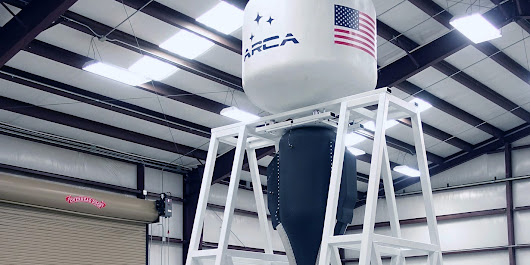 ARCA Demonstrator 3 linear aerospike ready to start tests
