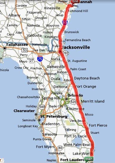 Map Of Georgia Florida Line.Map Of Georgia Florida Florida Map 2018