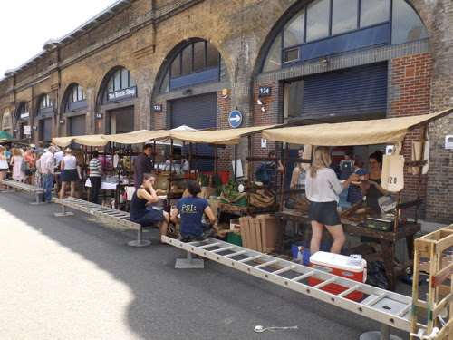 New Saturday food market launches in Druid Street