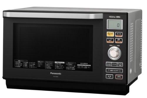 Panasonic エレック オーブンレンジ(フラットテーブル) 26L ダークグレー NE-M266-H