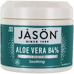 JASON Natural Products Soothing Aloe Vera 84 Moisturizing Cream 4 oz.
