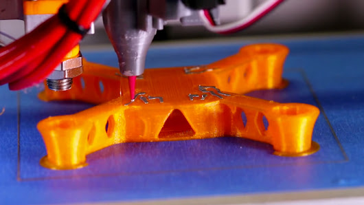 3D Printed Electronic Devices Are Coming
