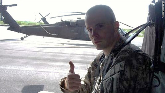 U.S. soldier dies saving Afghan girl
