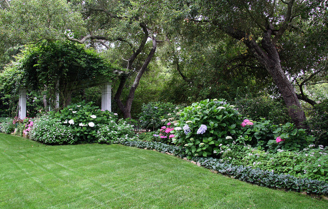 Backyard Shade Garden Ideas