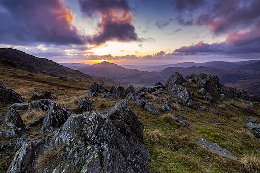 Hell Gill Pike by Neil Alexander