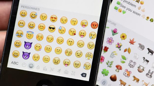 Will emoji become a new language?