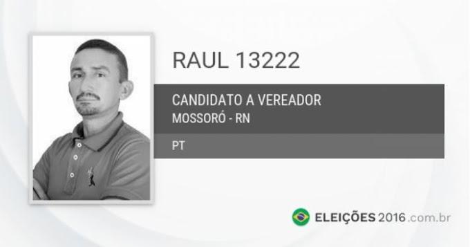 Ex candidato a vereador é morto a tiros em Mossoró