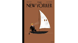 Latest New Yorker cover shows a 'blowhard' Trump filling KKK's sails | Toronto Star