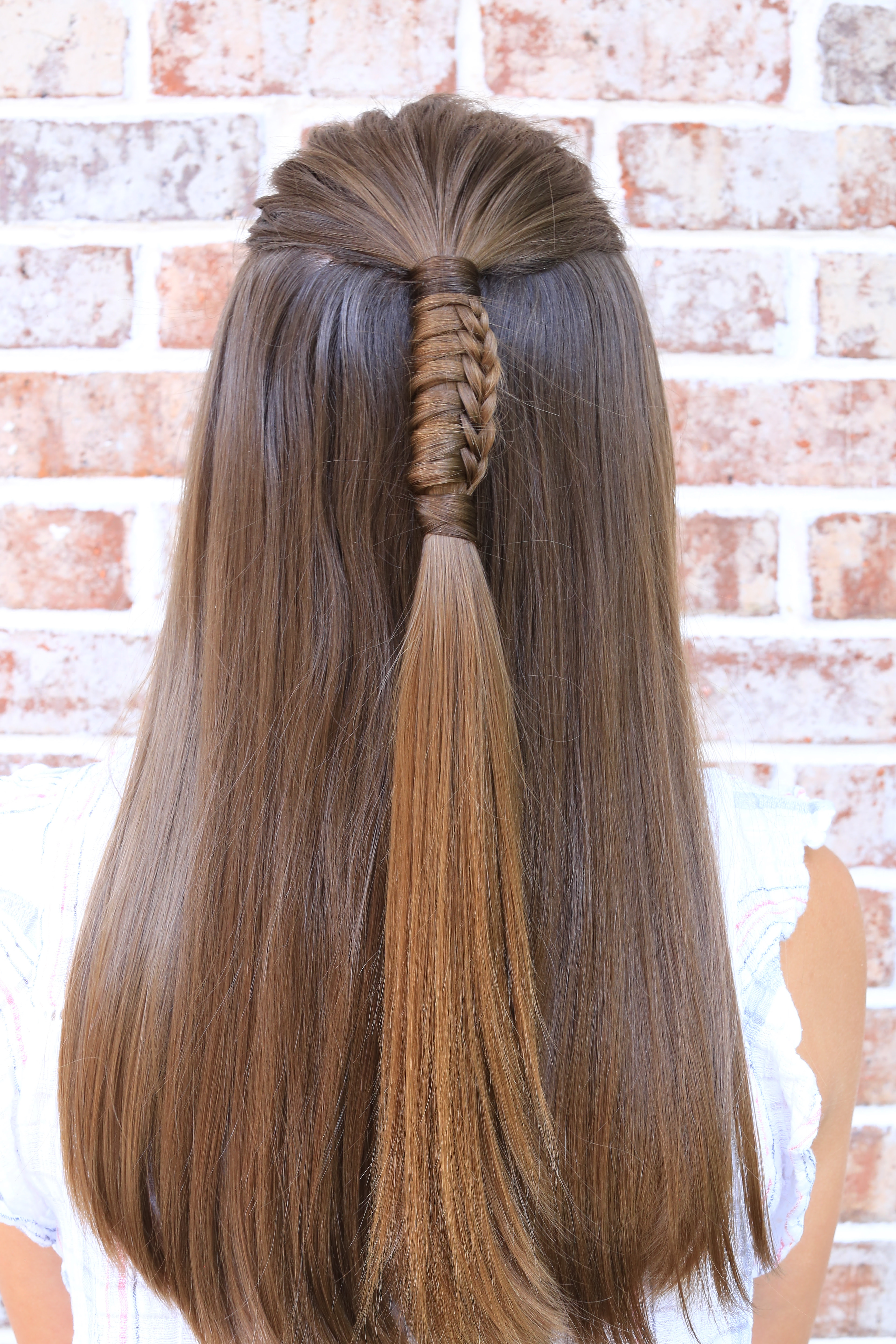 5 Easy Hairstyles For Back To School Cute Girls Hairstyles