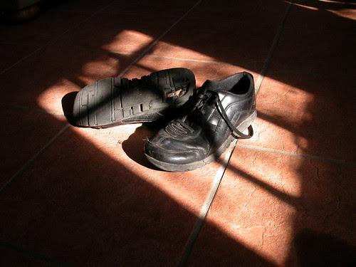 waitressing shoes