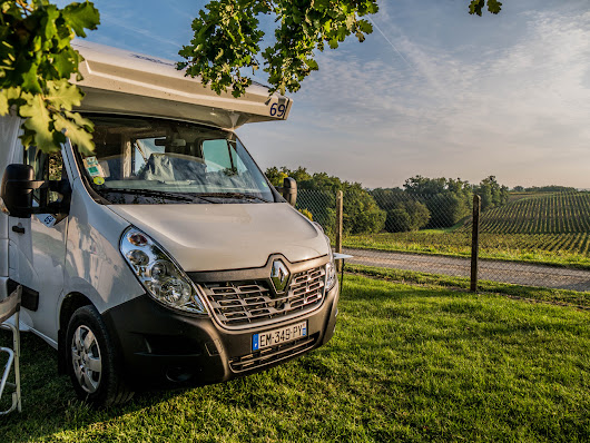 June availability and autumn specials to book now - France Motorhome hire and Campervan rental