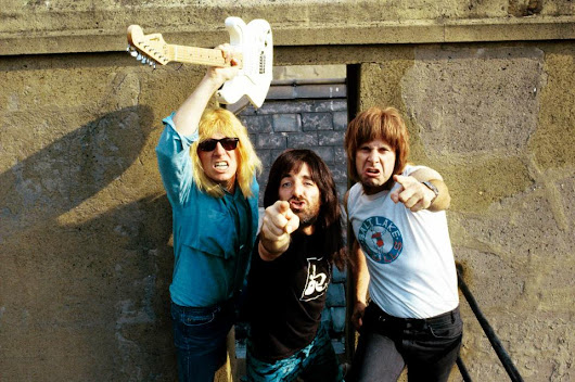 Short and Sweet: Talking Spinal Tap for Two-Plus Hours