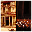 Petra by Night - Scary, Silly or Special? | Angie Away