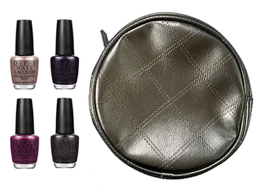Win this OPI Designer Nail set and Clutch Bag! • Dave Lackie
