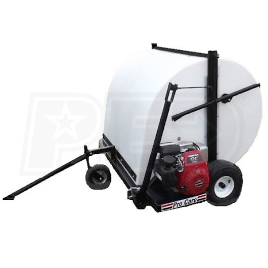 Renn RNS900-010 Pro Care 41-Inch 4HP Honda Powered 21 Cubic Foot Lawn Sweeper