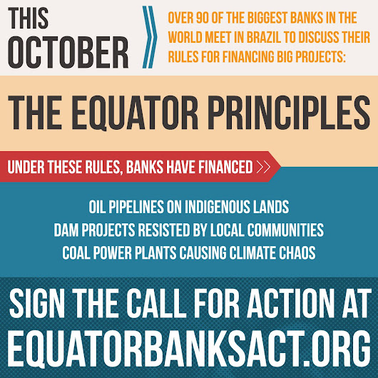 Sign here to tell big banks: Stop financing climate disasters and respect Indigenous rights