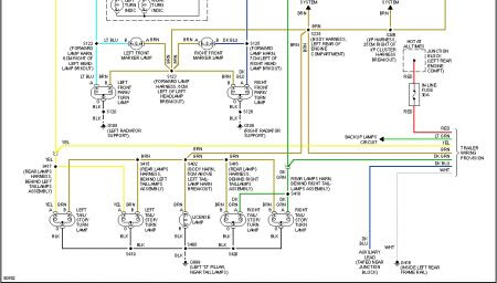 29 Blazer Trailer Lights Wiring Diagram - Diagram Design ...