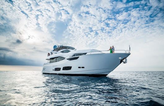 BOAT SHOW: Less than two weeks to go until the Sunseeker Pre-Season Boat Show!