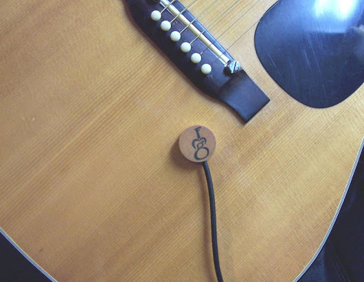 GMF AT-1 Acoustic Transducer Pickup