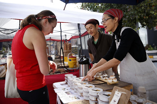 Aedan Fermented Foods brings Japanese traditions to Ferry Plaza