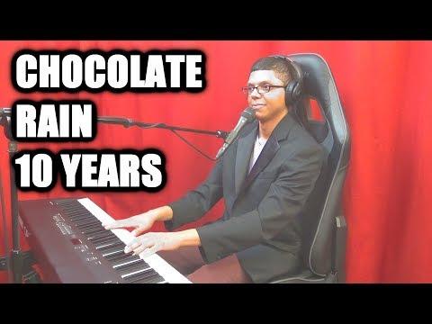 Decimo aniversario de Chocolate Rain