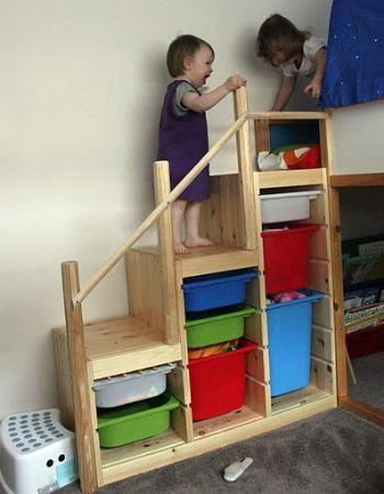Mommo design ikea hacks for kids - Cameretta mammut ikea ...