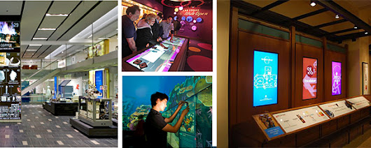 Digital Signage Software Solution for Museums or Gallery