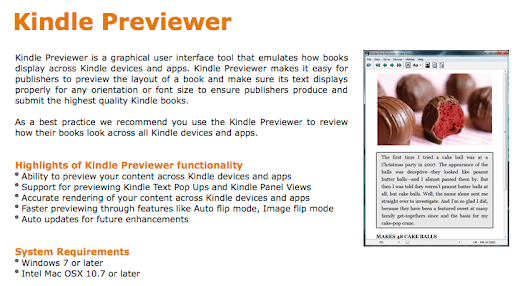 How To Launch Kindle Previewer On Mac OSX 10.8 and Above | ePublishing with Lisa Angelettie