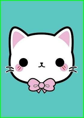 Kucing Lucu Animasi
