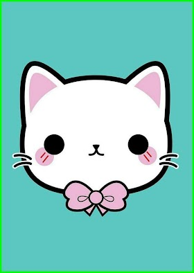 Kucing Lucu Imut Kartun