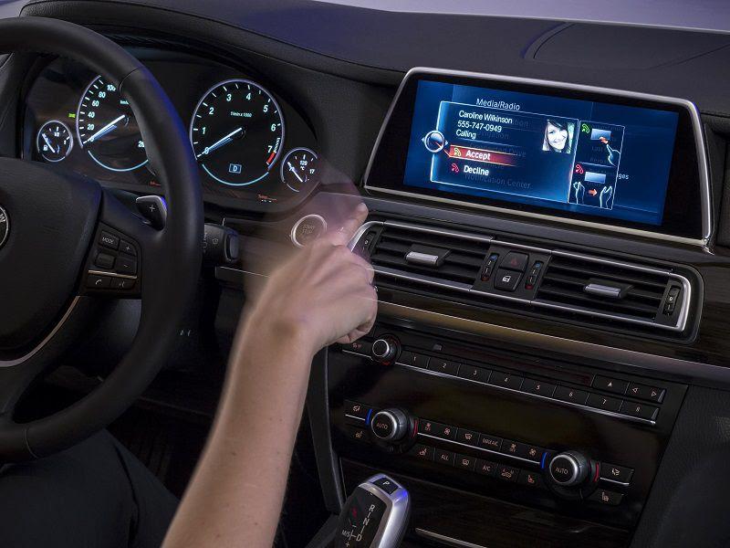 What Is Bmw Gesture Control Autobytel Com