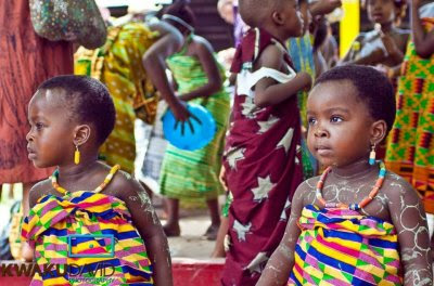 Kente Children