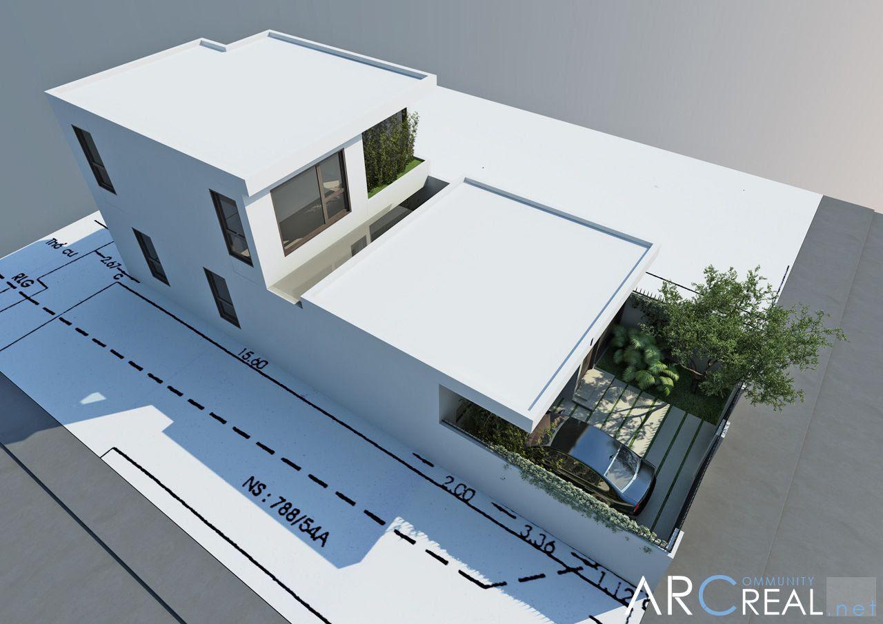 Nhà ở Gò Vấp / Công ty MM+