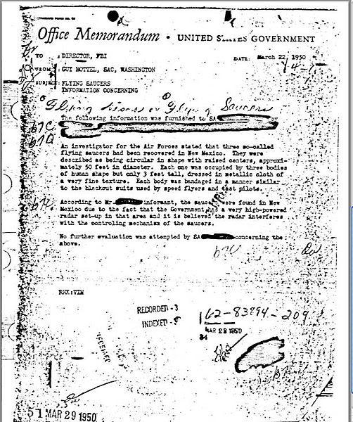 File:FlyingSaucersMemorandumMarch22-1950.jpg