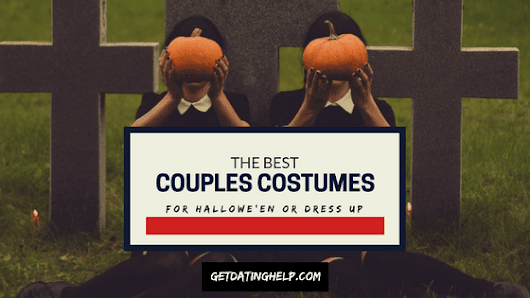 The Best Couples Costume Ideas 2017 Edition