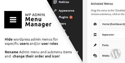 How to prevent access to WordPress Administration Menu items | WordPress Arena